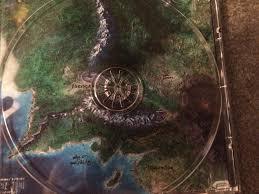 Map Of Mordor Map Speculation Part 2 Wb Games Community