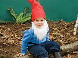 Gnome Halloween Costume Easy Minute Halloween Costume Ideas Kids