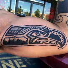 30 seattle skyline tattoo designs for men city ink ideas