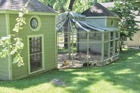 Pretty Shed by Pretty Coop For 6 Chickens Backyard Chickens