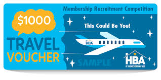 Travel Voucher images Travel voucher 1280 home builders association of greater png