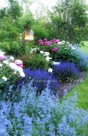 Flower Bed Plan - best 25 english cottage gardens ideas on pinterest cottage