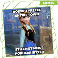 Frozen Movie Memes - funny memes and photobombs