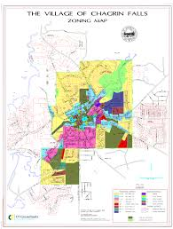 City Of Riverside Zoning Map Chagrin Falls Oh Zoning Information
