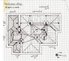 Glass House Floor Plan by The Glasshouse Of Slyth