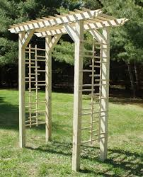 wedding arch plans free 15 best arbor bench images on garden arbor arbors and
