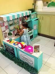 fabriquer cuisine enfant cuisine pour enfant à fabriquer en boîtes de guide facile