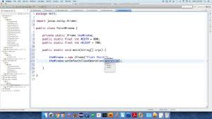 java pixel paint 1 the frame youtube