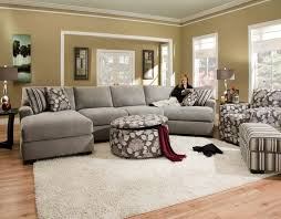 cuddler furniture pathway collection 4 pc right cuddler sectional