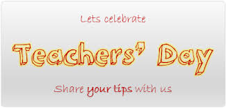 teach me excel teach me and rest of our community something this teachers u0027 day