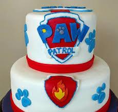 paw patrol marshall cake pr energy