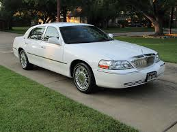 Lincoln Town Car Pictures Curbside Capsule 2009 16 Lincoln Mks U2013 The Town Car Is Dead Meet