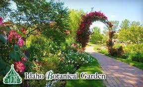 Idaho Botanical Garden Boise Id Idaho Botanical Garden East Boise Cultural Attractions Event