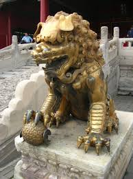 fu dogs fu dog in the forbidden city c by excaliburz jpg 1712 2288