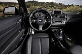 bmw m235i manual bmw m235i gets exciting review from motortrend autoevolution