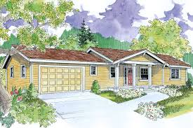 craftsman style ranch homes ranch house plans gatsby 30 664 associated designs