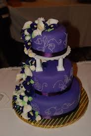 dark purple wedding cake ideas purple skull cake dark wedding
