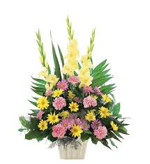 flower arrangements warm thoughts arrangement tf184 3 53 96