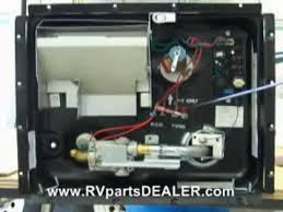atwood g6a 8e rv water heater youtube