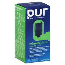 Pur Horizontal Faucet Mount Pur Replacement Filter Faucet Refill 1 Filter 21 49 Rite Aid