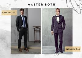 black tie attire be the best dressed how to master cocktail black tie attire