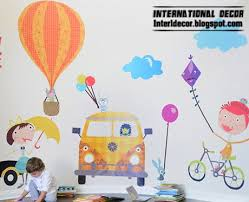 Decorate Kids Room by Wall Decorating Ideas For Children U0027s Room Interior And Home Decor
