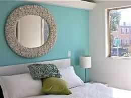 Aqua Feature Wall Bedroom Google Search Wall Ideas Pinterest - Feature wall bedroom ideas