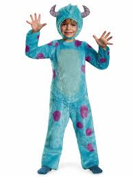 sully costume toddler deluxe costume
