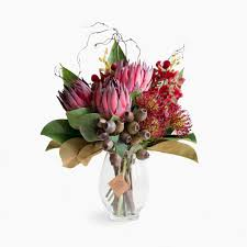 australian native plants brisbane artificial flowers for home office retail spaces and weddings