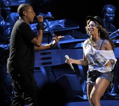 Beyonce Coachella by And Jay Z Perform On The Main Stage During The Coachella Music