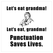 Punctuation Meme - spice up grammar units with comma memes teaching technology