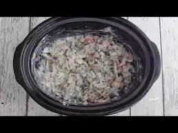 crock pot green bean casserole youtube