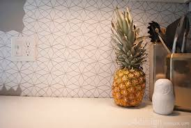 kitchen backsplash decals wall decal look backsplash wall decals small kitchen decals