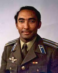 cuban cosmonaut arnaldo tamayo mendez