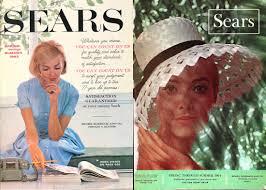 1961 1993 sears catalog covers