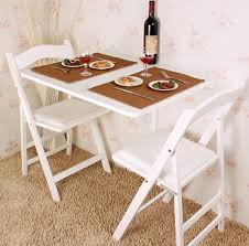 table murale cuisine la table murale pliante pour un gain de place optimale table pliante