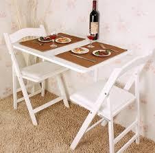 table murale rabattable cuisine la table murale pliante pour un gain de place optimale table pliante