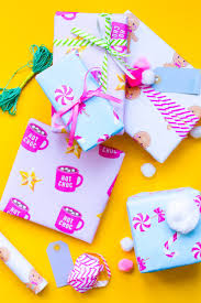 cool christmas wrapping paper the cutest free printable christmas gift wrap bespoke