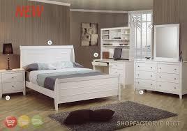 Twin White Bedroom Set - best bedroom set with desk photos home design ideas