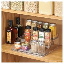 Linus Spice Rack Interdesign Twillo Spice Rack 3 Tier Organizer Large Target