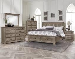 Vaughan Bassett Woodlands Transitional Triple Dresser  Drawers - Beechwood bedroom furniture