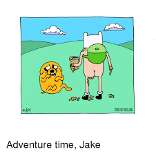 Adventure Time Meme - nut y little life linescom adventure time jake life meme on me me