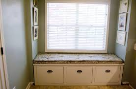 bench magnificent storage bench upholstered window seat