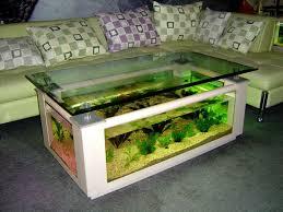 how to make a coffee table aquarium coffee table design ideas