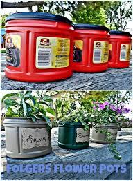 best 25 flower pots ideas on pinterest potted plants deck