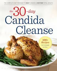 30 day candida cleanse the complete diet program to beat candida