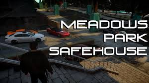 meadows park safehouse gta iv script mod youtube