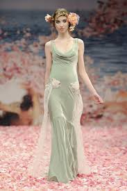 green wedding dress green wedding dresses pettibone venus