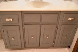 a simple bathroom vanity makeover bye bye brown house