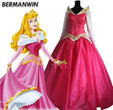 Princess Aurora Halloween Costume Aurora Princess Cosplay Costume Promotion Shop Promotional